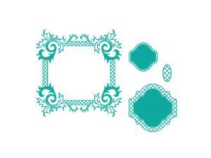 Spellbinders Nestabilities Dies-Labels 41 Decoratve Accents