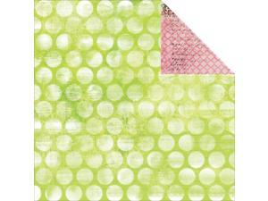 "Kaleidoscope Double-Sided Cardstock 12""X12""-Blank Canvas"