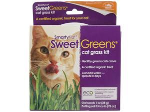 SmartyKat SweetGreens Cat Grass Kit-