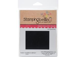 Stamping Bella EB382 Cling Stamp, 6.5 x 4.5 in. - Cardstock Matcher Background Stamp