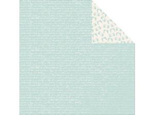 "Pitter Patter Double-Sided Cardstock 12""X12""-Tiny Bundle"