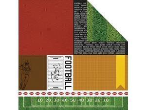 "Game On! Double-Sided Cardstock 12""X12""-All Star"