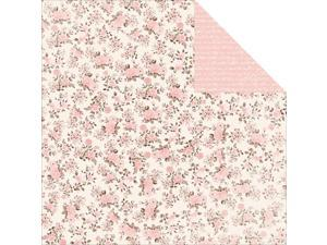 "Pitter Patter Double-Sided Cardstock 12""X12""-Baby Cakes"