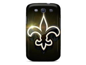 Premium CRT4898wjjm Case With Scratch-resistant/ New Orleans Saints Case Cover For Galaxy S3
