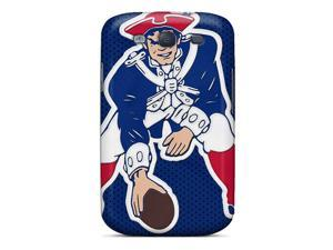 S3 Scratch-proof Protection Case Cover For Galaxy/ Hot New England Patriots Phone Case