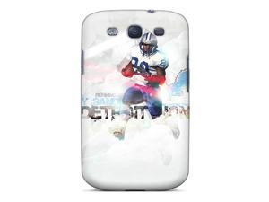 New Premium CWNCk26921dMuPJ Case Cover For Galaxy S3/ Nfl Player Graphic Design Protective Case Cover