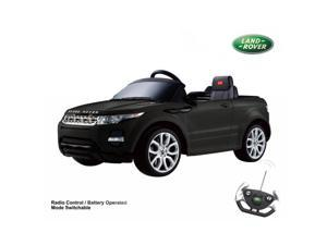 Land Rover 12V Ride On SUV W/Remote Control and MP3