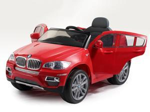 BMW X6 12V Ride On SUV W/Opening Doors and Remote Control