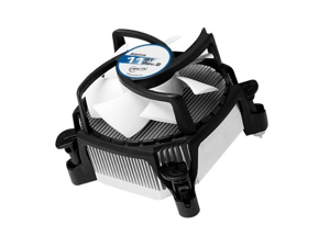 ARCTIC Alpine 11 GT Rev. 2 CPU Cooler - Intel, Supports Multiple Sockets, 80mm PWM Fan at 22dBA