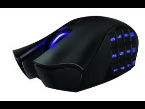 Razer Naga Epic Rechargable Wireless MMO PC Gaming Mouse, MIB