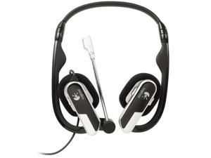 Logitech Laptop Headset H555 Portable Audio For Notebooks