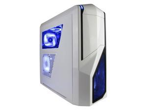 CUK Annihilator Gaming PC (Liquid Cooled Intel i7-6700K, 16GB RAM, 250GB SSD + 2TB SSHD, NVIDIA GTX 1080 8GB, Windows 10) Best New Custom Virtual Reality Ready Gamer Tower Desktop Computer (White)
