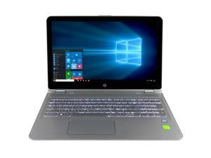 "HP Envy x360 15t Touch - (i7-7500U, 8GB 1TB HDD, NVidia 930M 2GB, FullHD 15.6"" Yoga style Touchscreen, Backlit Keyboard, ..."