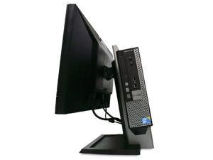 "Dell Optiplex 780 All-in-One Small Form Factor Intel Core 2 Duo 3.16 GHz CPU 4GB DDR3 Memory NEW 1TB HDD WiFi Windows 7 Professional 64-Bit With 19"" LCD Monitor"