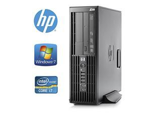 "Hp Z200 Desktop Workstation- i7 2.93GHz 870 Processor with 8MB Cache. Featuring a *New* 1TB HDD - 8GB DDR3 RAM - WIFI - Dual Monitor Display with Display Port - DVD/CD-RW - Windows 7 Pro - 22"" MONITOR"