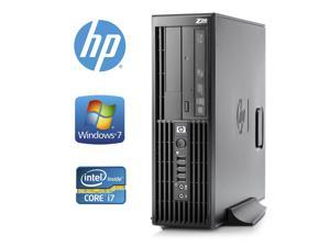 Hp Z200 i7 Desktop Workstation - i7 2.93GHz 870 Processor, 16GB RAM, 2TB Hard Drive, 250GB SSD, 1GB Dual Video Card with HDMI - Windows 7 Pro 64