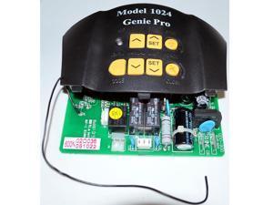 Genie 37028E.S ReliaG 600 1024 Garage Door Opener Control Board
