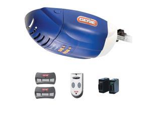 Genie ChainLift 600 1/2 HP DC Chain Drive Garage Door Opener w/ Two-Transmitters