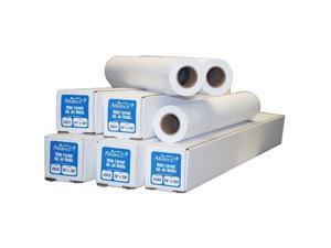 "AllianceUntaped CAD Paper Rolls 36"" x 150 Feet 20# Ink Jet Bond (4 Rolls Per Carton) 2"" Core"