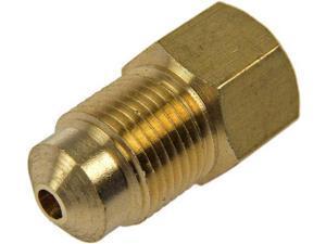 "Dorman 788-522 Autograde 3/16"" M10-1.0 Thread Brake Line Adapter"