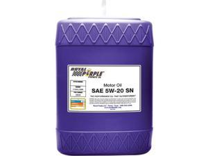 Royal Purple 5520 Multi-Grade Motor Oil Sn 5W20 5 Gal. Pail