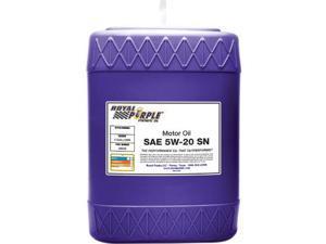 Royal Purple 5520 Multi-Grade Motor Oil Sn 5W20 5 Gal. Pail