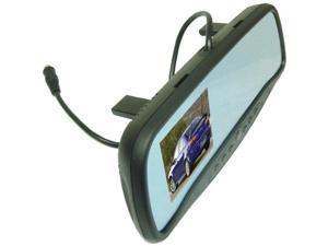 Crimestopper Sv-9150 Clip-On Type Mirror Monitor