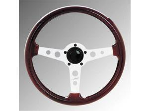 Grant 1750 Formula Gt Black Leather Steering Wheel