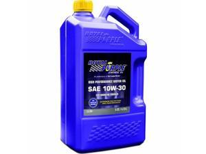 Royal Purple 51130 SAE Mutli-Grade Synthetic Motor Oil 10W30 5 Quart Bottle