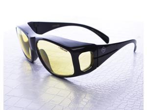 NoScope 'Golem' (Onyx Black) Model Gaming Glasses