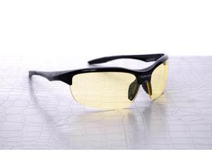 NoScope 'Wraith' (Onyx Black) Model Gaming Glasses