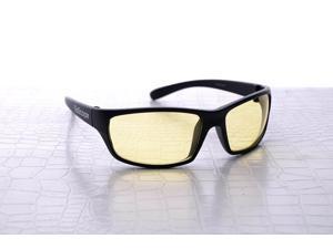NoScope 'Minotaur' (Onyx Black) Model Gaming Glasses