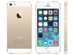 Apple iPhone 5s 16GB/32GB/64GB & GSM Unlocked Space - Grey/Silver/Gold