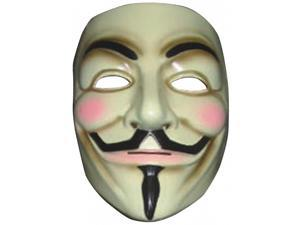 V For Vendetta Adult Mask Pack of 10