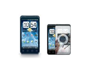 Mirror Screen Protector FOR HTC EVO 3D