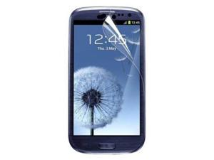 Anti-Glare and Anti-Fingerprint Screen Protectors for Samsung Galaxy S3 S III Smartphone 3-Pack