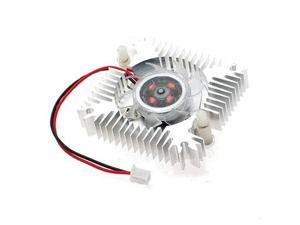 New Metal VGA Video Card Cooler Heatsinks Cooling Fan for Your Processor