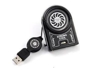 Laptop Overheating Solution USB Powered Notebook Mini Cooling Fan Vacuum Cooler