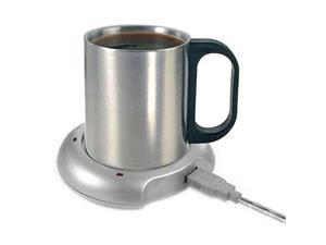 Fast USB Tea Coffee Warmer Heater Cup Mug Pad 4 Port USB Hub Office PC Laptop
