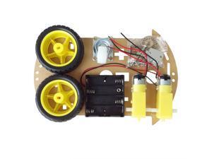 WST Motor Smart Robot Car Chassis Kit Speed Encoder Battery Box For Arduino UK