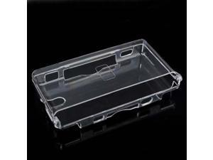 Crystal Clear Hard Protective Armour Shell Case Cover for Nintendo DS Lite NDSL