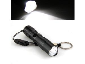 Waterproof 3W LED 200LM Super Bright Mini Flashlight Lamp Torch