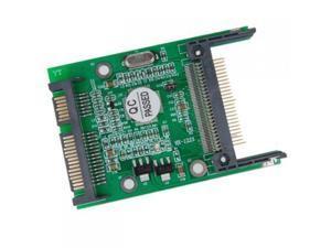 Compact Flash CF to Serial ATA SATA Adapter Converter