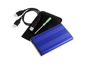 2.5-inch SATA HDD Enclosure, Blue Version 2