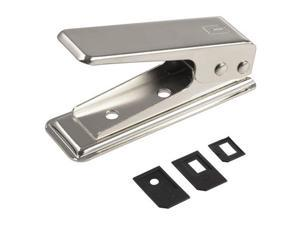 SIM Card Cutter with 3 SIM Adapters compatible with Apple iPhone 5