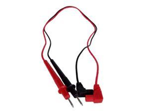 "28"" Multimeter Test Leads, Black and Red, 1 Pair"