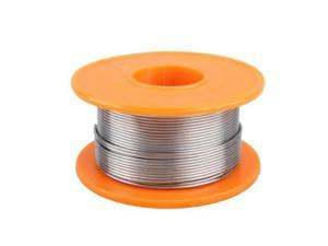 Tin Lead Solder Core Flux Soldering Welding Solder Wire Spool Reel 0.8mm 63/37
