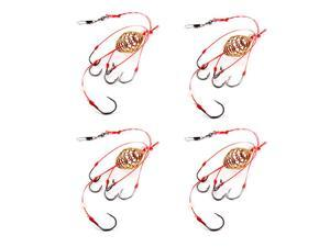 1box/lot 1box=4pcs High quality Capture off ability fishing hook explosion hook fishing tackle fishing