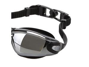 SHENYU Anti-Ultraviolet Coating Swimming Adult Goggles-Black