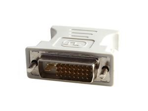 VGA Female to DVI-I Male Converter Adapter for PC Notebook